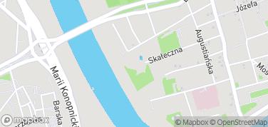 Bazylika Paulinów Na Skałce – mapa