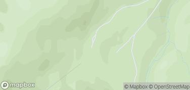 Schronisko Kalatówki – mapa