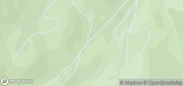Pustelnia św. Brata Alberta – mapa