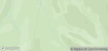 Tatrzański Park Narodowy – mapa