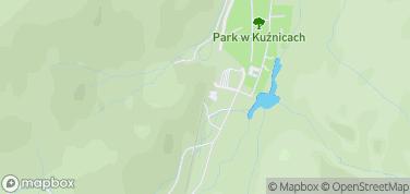 Kolej linowa Kasprowy Wierch – mapa