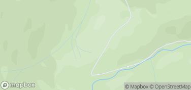 Gorczański Park Narodowy – mapa