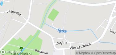 Baszta Zamku Książąt Mazowieckich – mapa