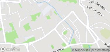 Muzeum Sportu – mapa
