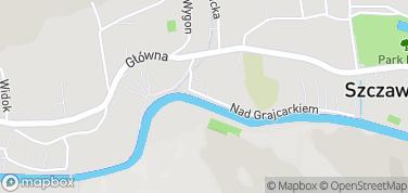 Promenada – mapa