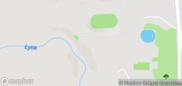 Leśny Park Linowy – mapa