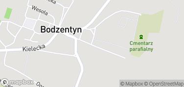 Zagroda Czernikiewiczów – mapa