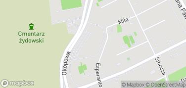 Dom Mody Klif – mapa