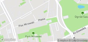Pałac Lubomirskich – mapa