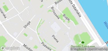Rynek Starego Miasta – mapa