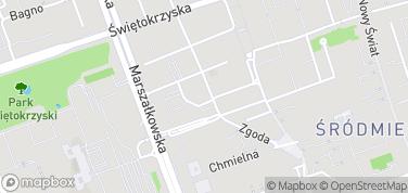 Muzeum Historii Spółdzielczości w Polsce – mapa