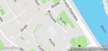 Muzeum Literatury im. Adama Mickiewicza – mapa