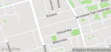 Muzeum Władysława Broniewskiego – mapa