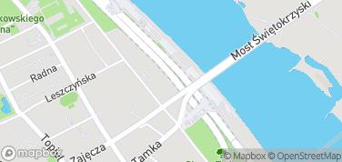 Park Odkrywców – mapa