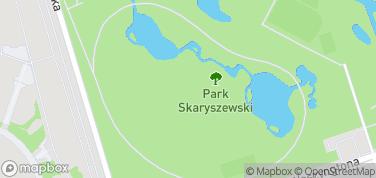 Park Skaryszewski im. Ignacego Jana Paderewskiego – mapa