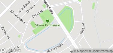 Muzeum Polskiej Techniki Wojskowej – mapa