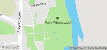 Królewski Ogród Światła – mapa