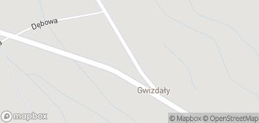 Szkolne Muzeum Gwizdka – mapa
