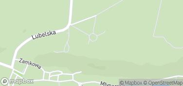 Dwór – mapa