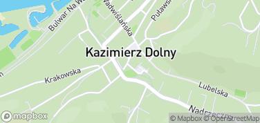 Kamienice Przybyłów – mapa
