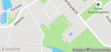 Domek Żółty Aleksandryjski – mapa