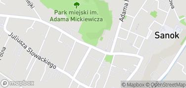 Pomnik Tadeusza Kościuszki – mapa