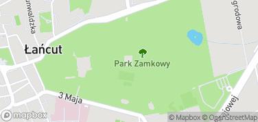 Storczykarnia – mapa