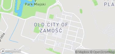 Ratusz Miejski – mapa
