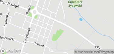 Kościół Zwiastowania NMP – mapa