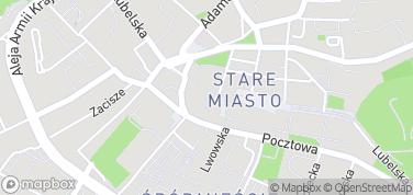 Muzeum Ziemi Chełmskiej – mapa