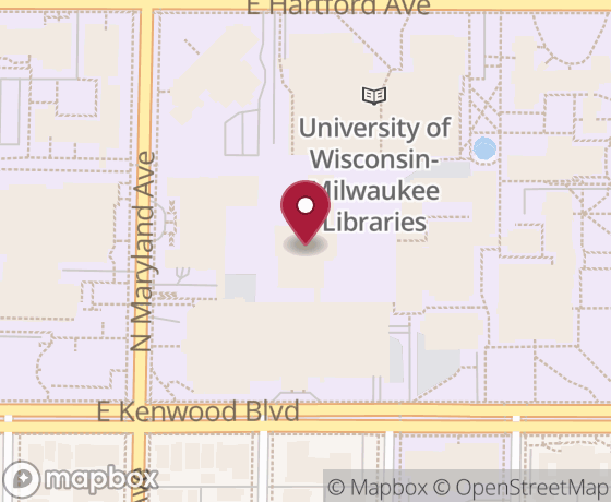 Map showing location of next Code for Milwaukee event