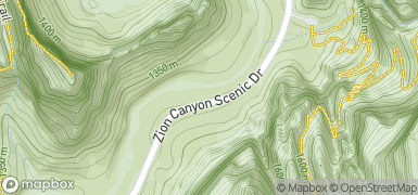 Preview of Mapbox Outdoors style