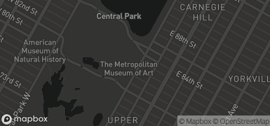 Preview of Mapbox Dark style