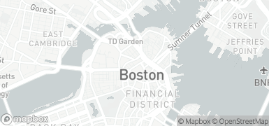 Preview of Mapbox Light style