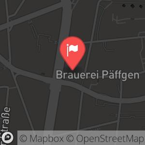 Landkarte/Stadtplan für: Die große ALEX Silvesterparty 2014/2015 im ALEX Köln | Friesenstraße 80, 50670 Köln