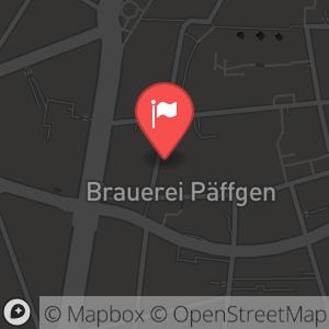 Landkarte/Stadtplan für: SILVESTER LATINO PARTY 2011/2012 | Friesenwall 118, 50672 Köln