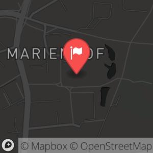Landkarte/Stadtplan für: Silvesterparty 2012/2013 im Kamari | Am Marienhof 16, 22880 Wedel