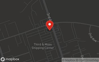 Map of 1004 3rd Avenue in Chula Vista