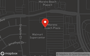Map of 12721 Moreno Beach Dr in Moreno Valley