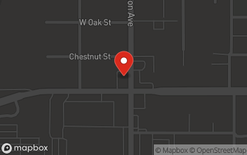 Map of 494 South Mount Vernon Ave in San Bernardino