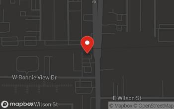 Map of 300 South Riverside Avenue in Rialto