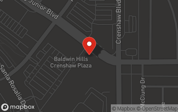 Map of 3650 MLK Blvd. in Los Angeles