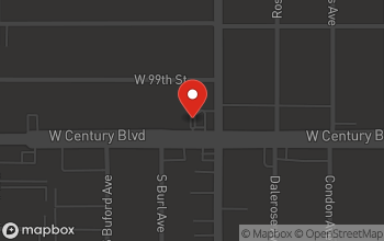 Map of 4801 West Century Blvd. in Inglewood