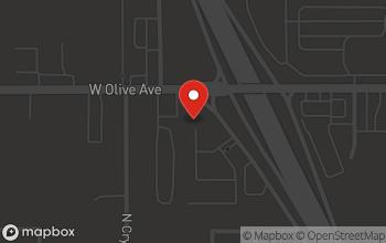 Map of 1135 N. Parkway in Fresno