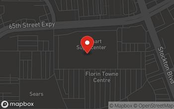 Map of 6051 Florin Rd in Sacramento