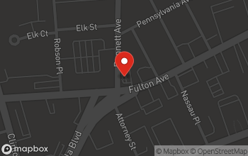 Map of 461 Fulton Avenue in Hempstead