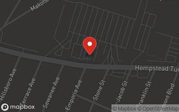 Map of 600 Hempstead Turnpike in Elmont