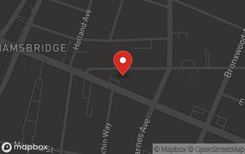 Map of 771 E. Gunn Hill Rd. in Bronx