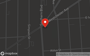 Map of 1058 Southern Blvd. in Bronx
