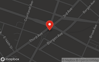 Map of 530 Willis Ave in New York